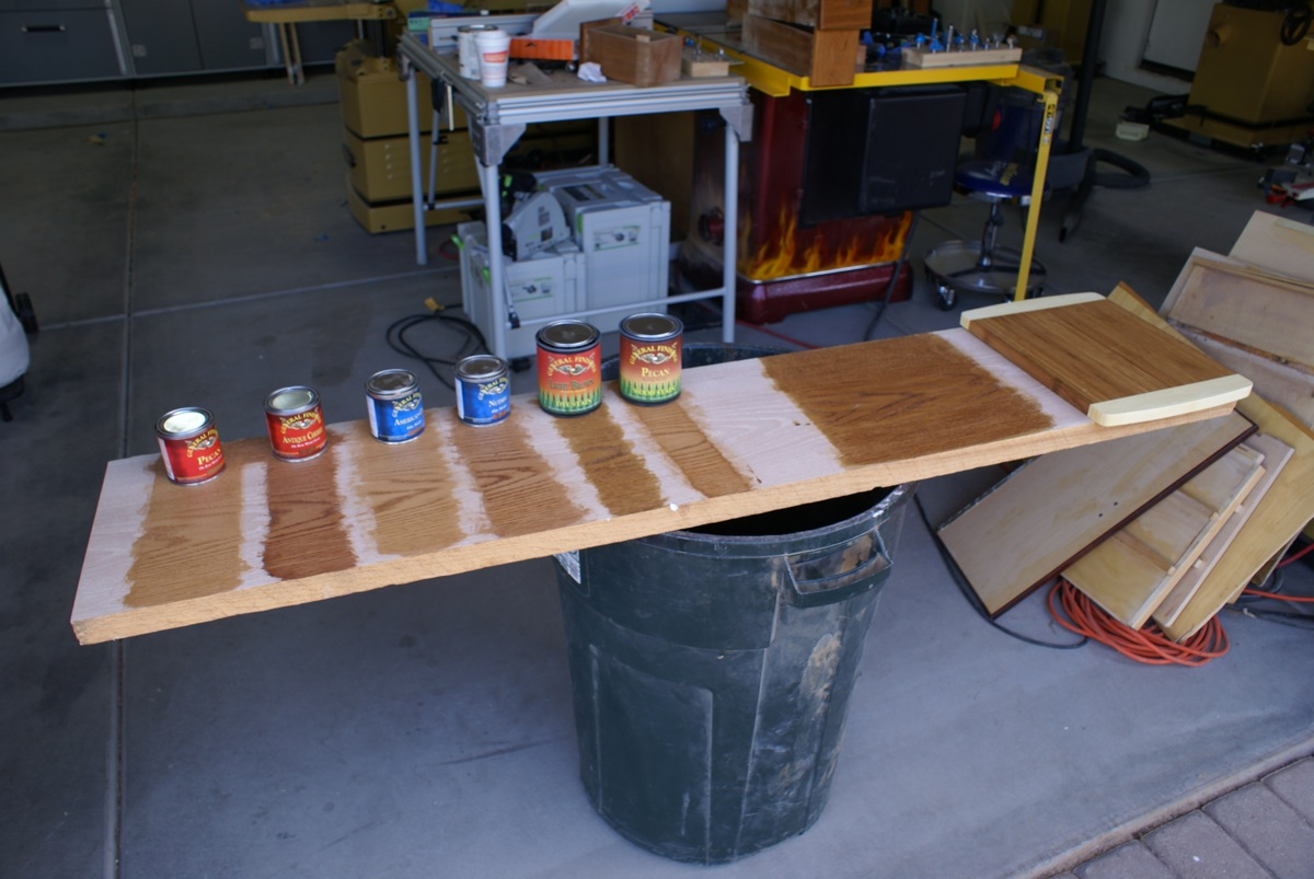 Matching Color The Easy Way Wood