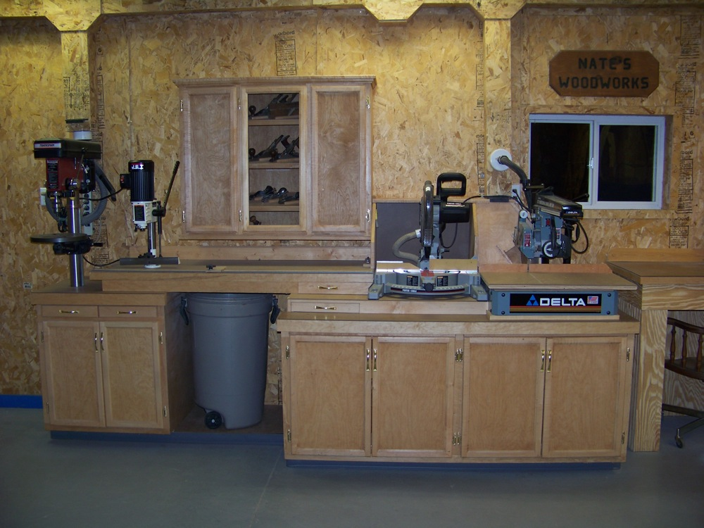 Permalink to woodworking bench plans garage