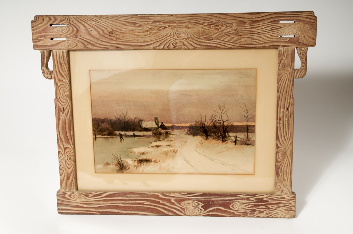 The Other John Hall Frames - The Wood Whisperer