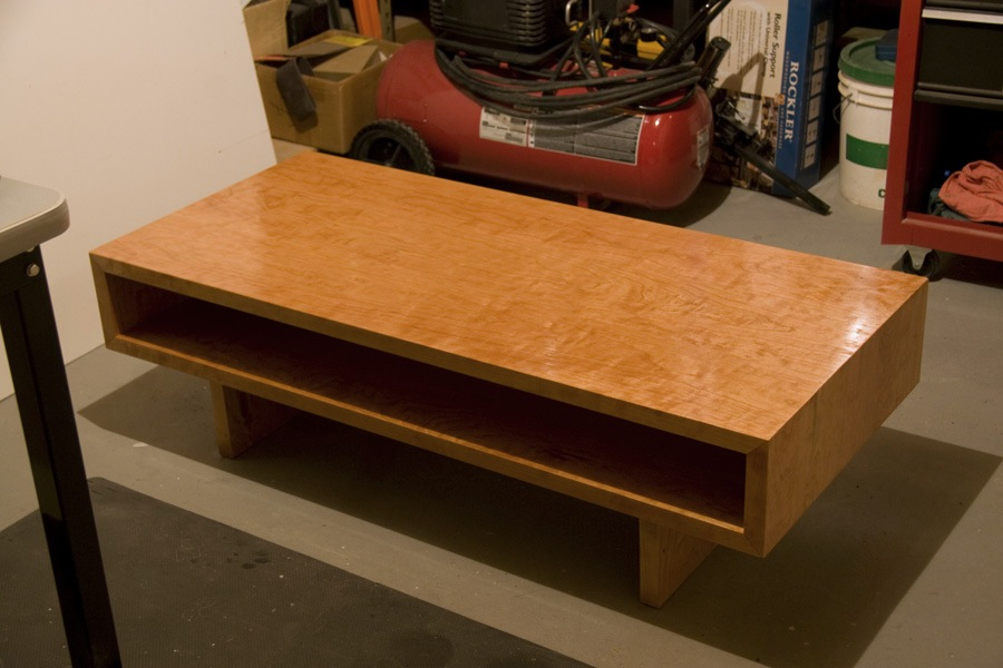 Unique Coffee Table Project