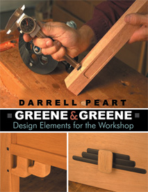 building greene and greene furniture