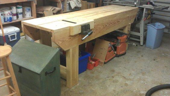 Tom's Workbench - for realz