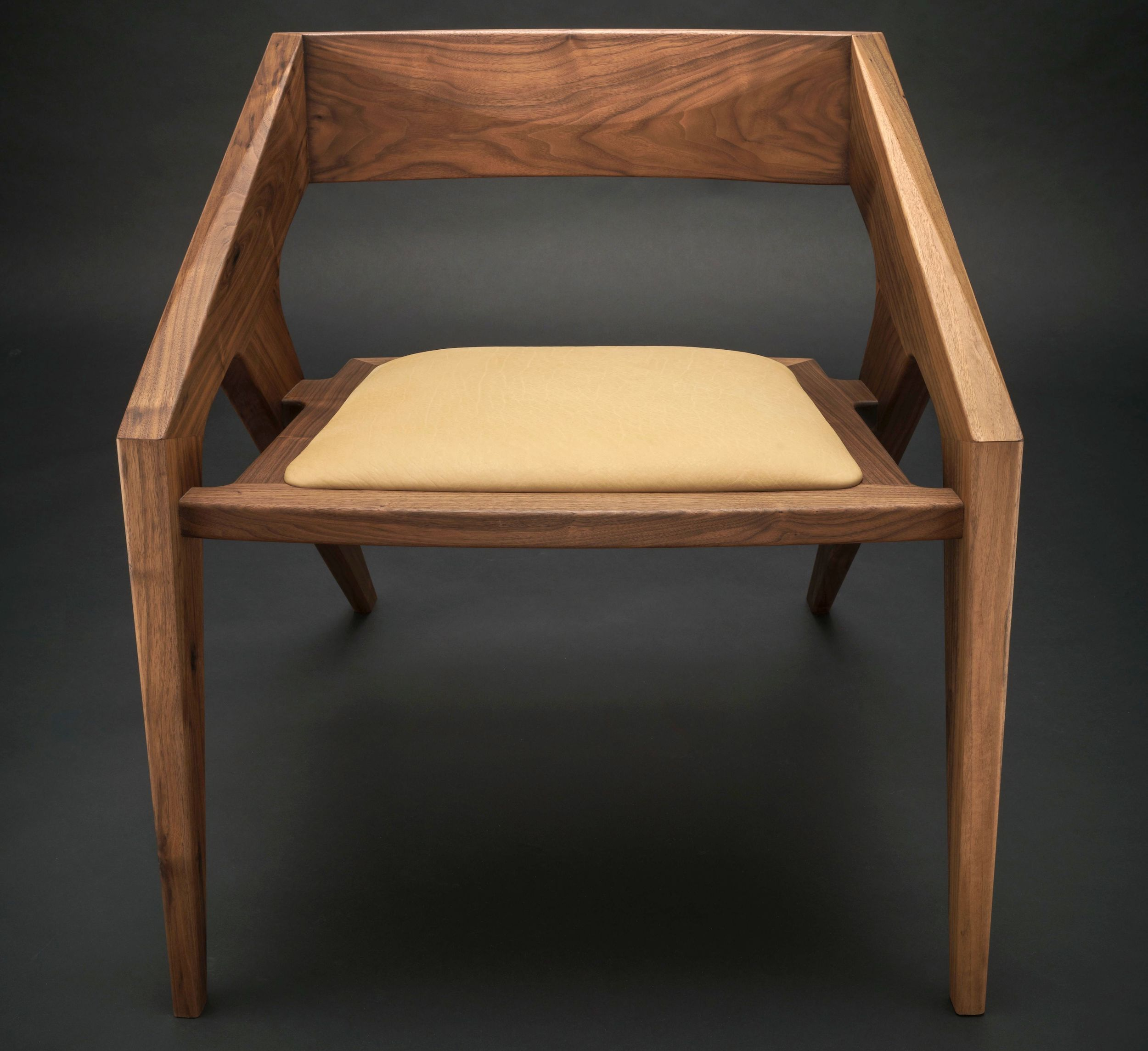 Jory Brigham S Hank Chair The Wood Whisperer