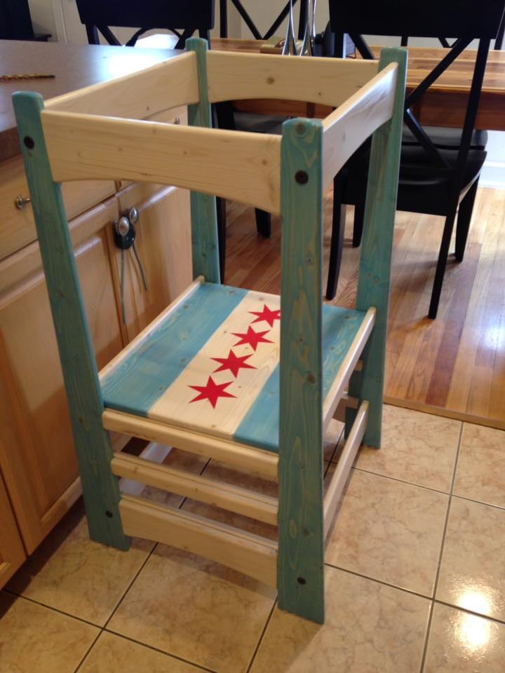 Brilliant Kids Kitchen Step Stool Spiritservingveterans Wood Chair Design Ideas Spiritservingveteransorg