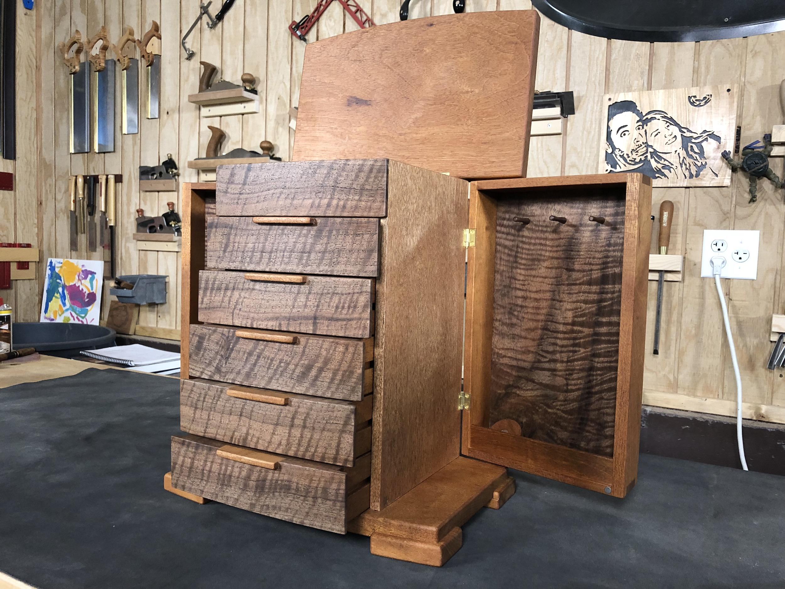 Jewelry Box The Wood Whisperer