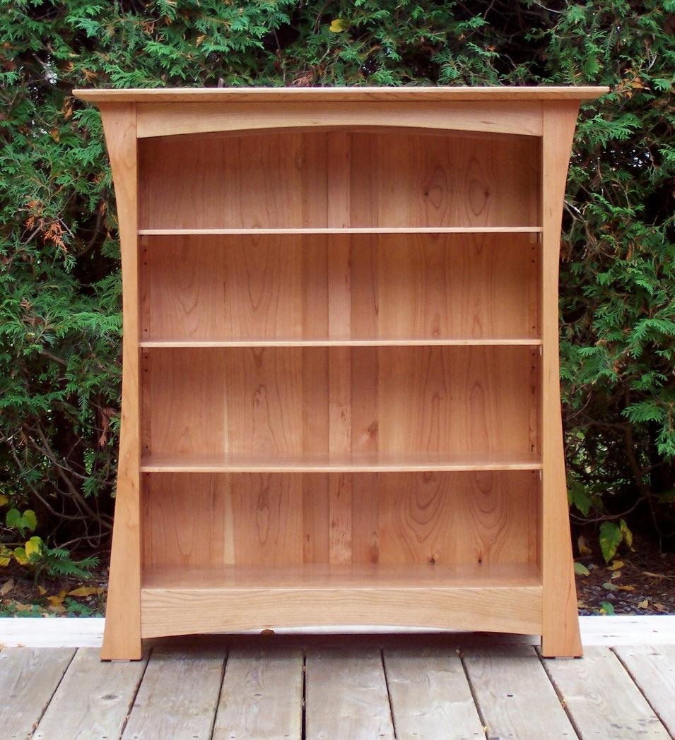 ken's guild build-inspired book shelf - the wood whisperer