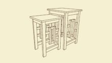 Nesting Tables w/ Marc Spagnuolo Begins