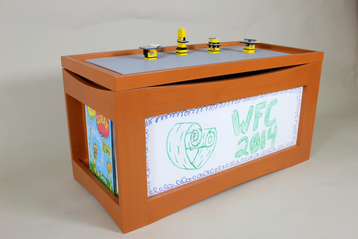 231 - multi-function toy chest - the wood whisperer