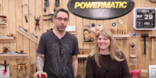 Woodworking Morning Show LIVE