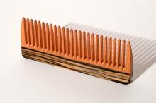 Wooden Comb Cherry