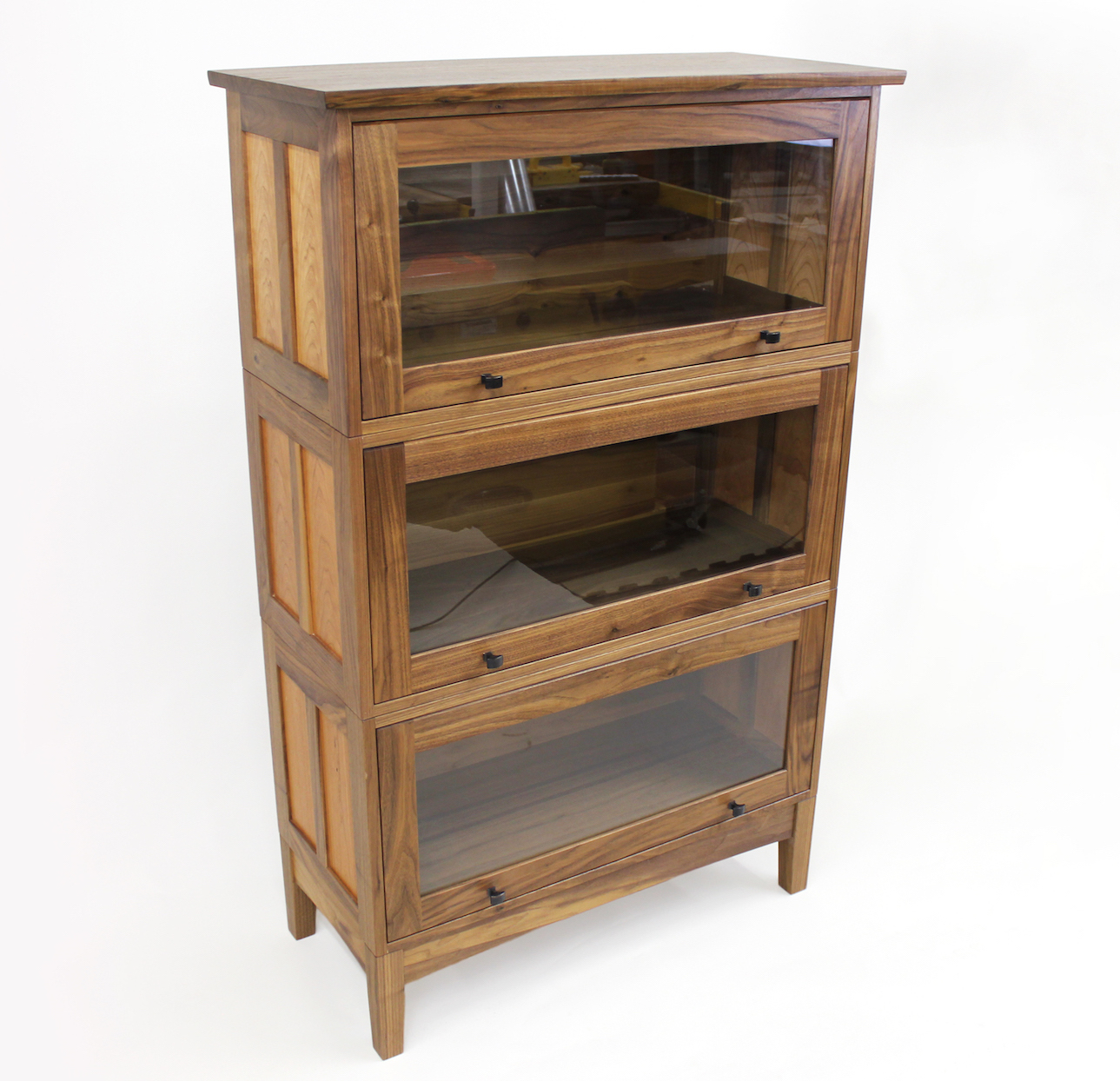 273 Barrister S Bookcase The Wood Whisperer