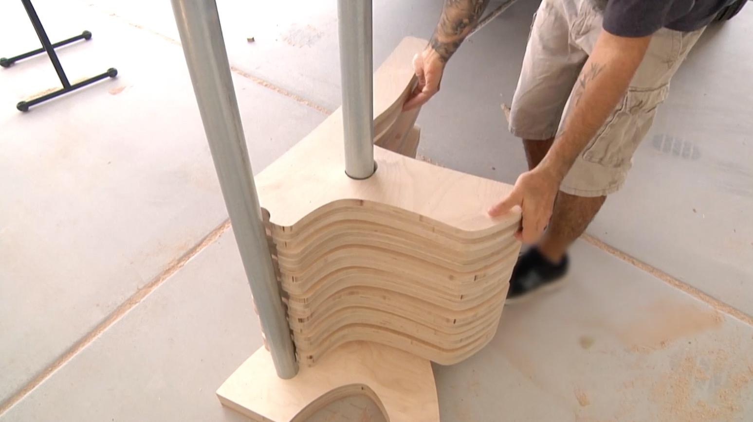 bench-assembly