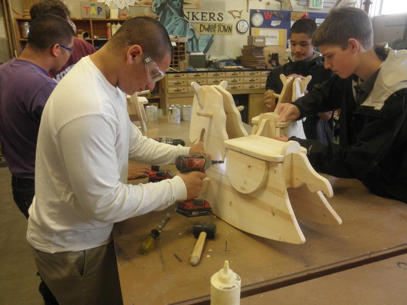 Bishop Blanchet High School Charity Effort The Wood Whisperer