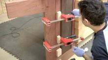 headboard-glueup