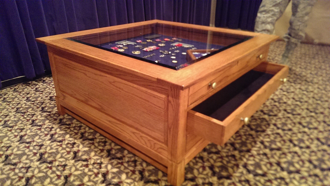 Jeff S Coffee Table Shadow Box The Wood Whisperer