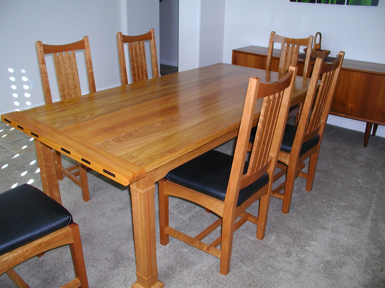 Len S Arts And Crafts Dining Table