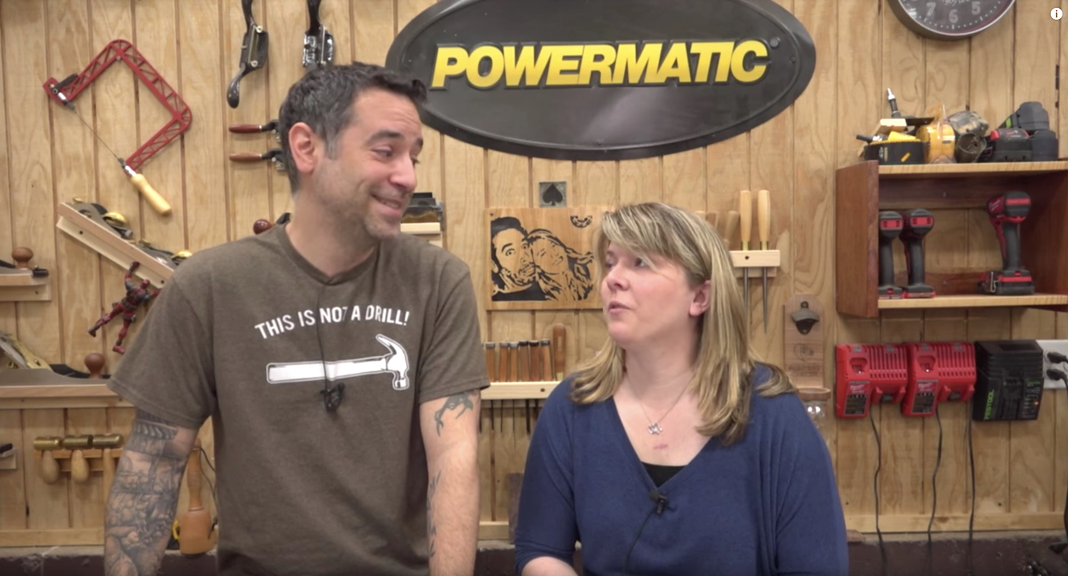 Dealing With Wood Tension Friday Live The Wood Whisperer