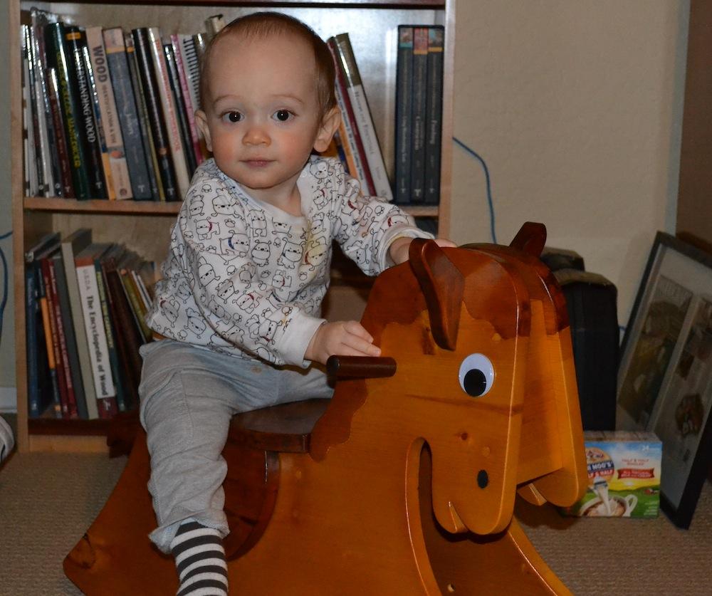 158 Rocking Horse 1 Of 2 The Wood Whisperer