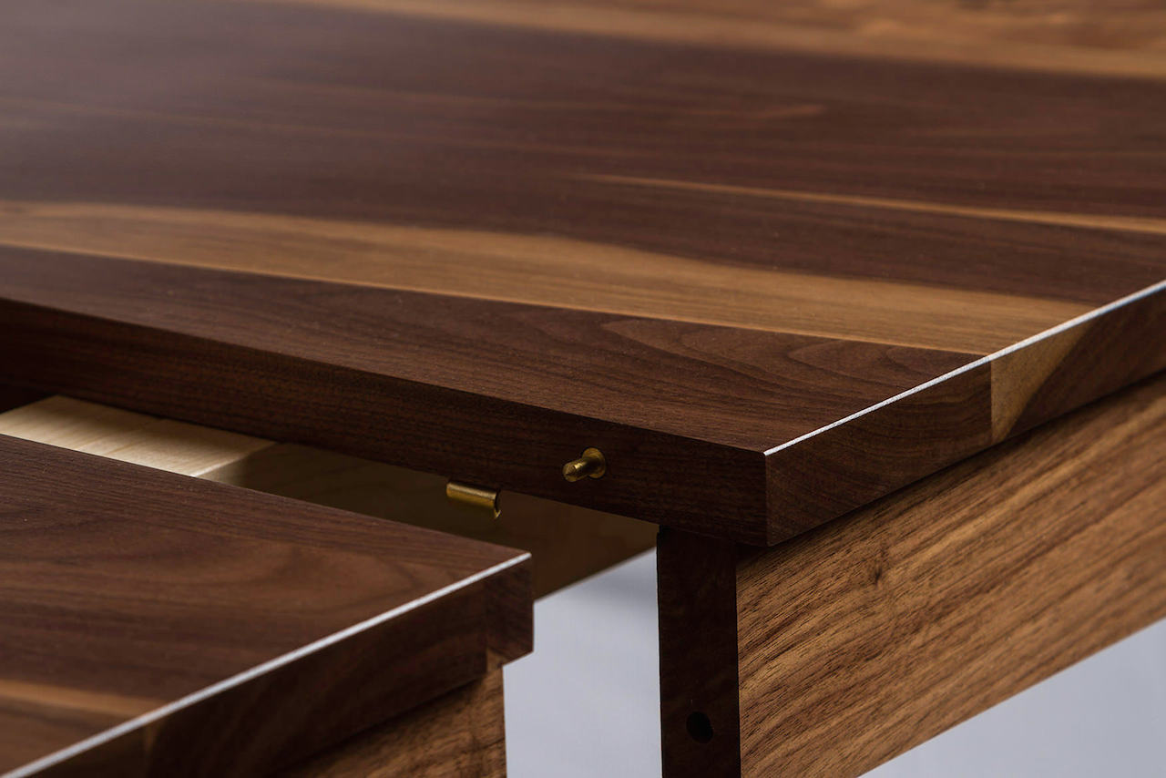 The Wood Dining Whisperer Mike's Walnut Table hQrtdsC