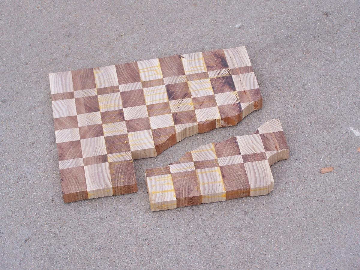 End-grain Through the Planer? Bad Idea! - The Wood Whisperer