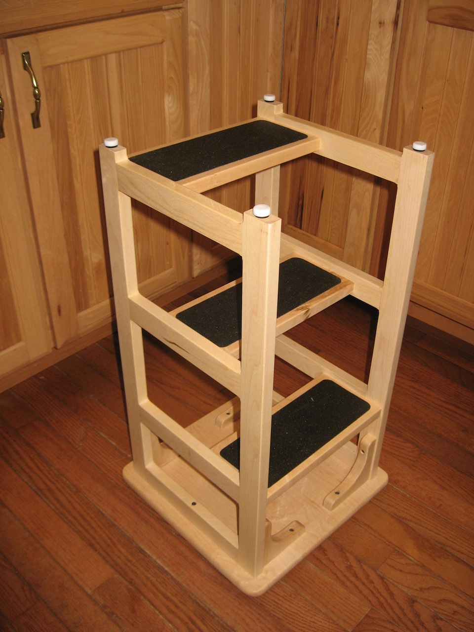 Miraculous Stans Hoosier Step Stool The Wood Whisperer Alphanode Cool Chair Designs And Ideas Alphanodeonline