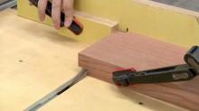 tenon-cutting