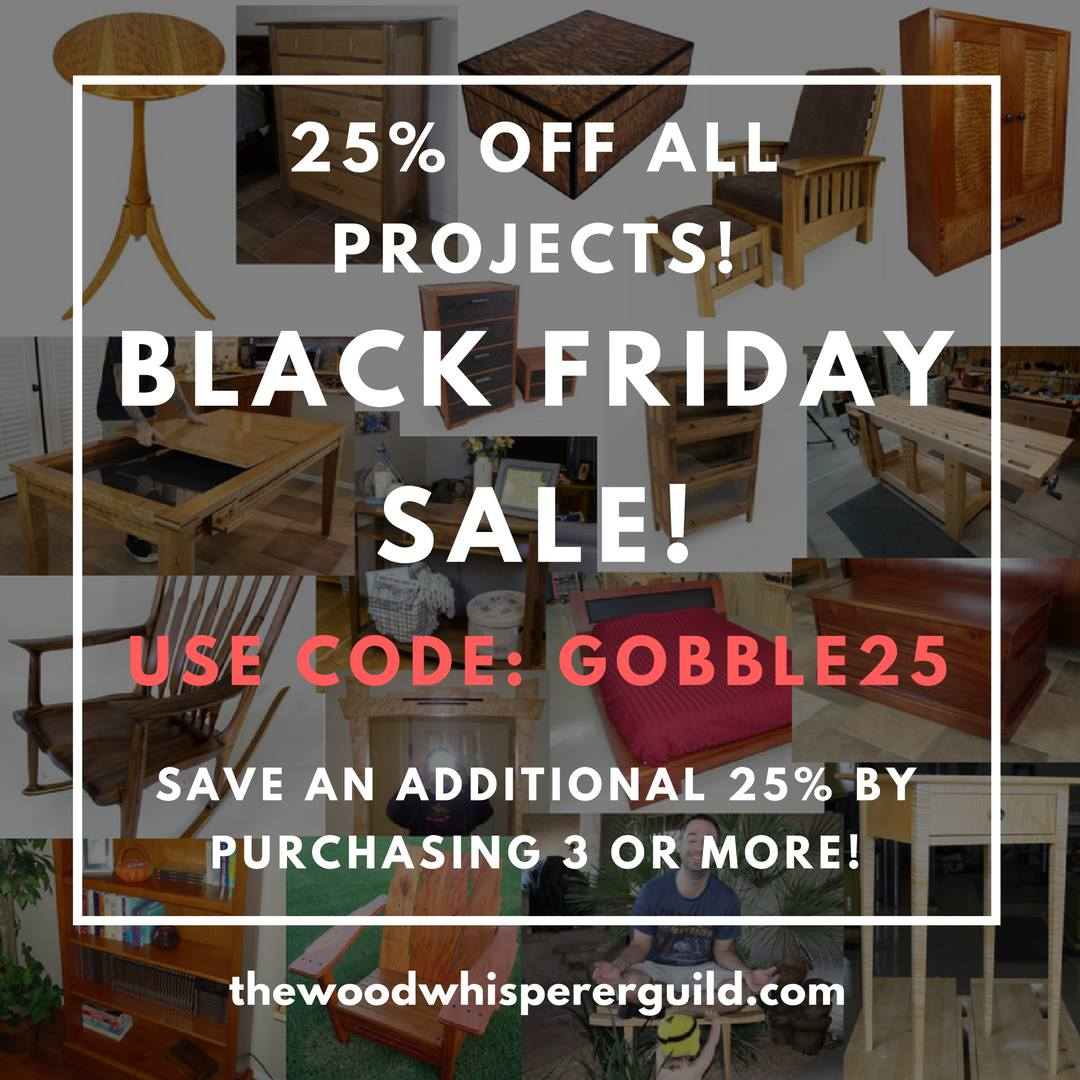 Cool Black Friday Sales 2016 The Wood Whisperer Gmtry Best Dining Table And Chair Ideas Images Gmtryco