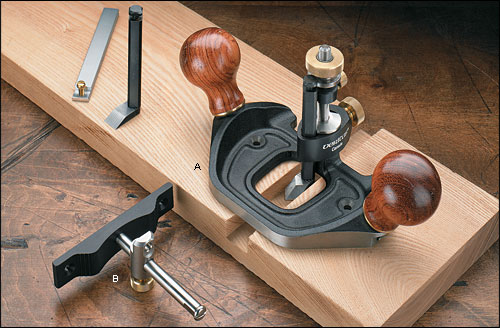 156 Cleaning Dados With A Router Plane The Wood Whisperer