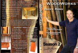 Woodworks Season 2 DVD Cover
